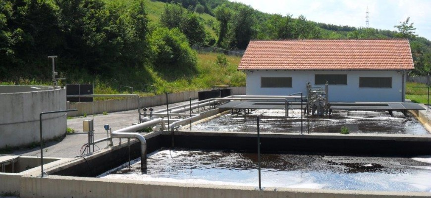 Sarajevo Landfill WWTP – Bosnia