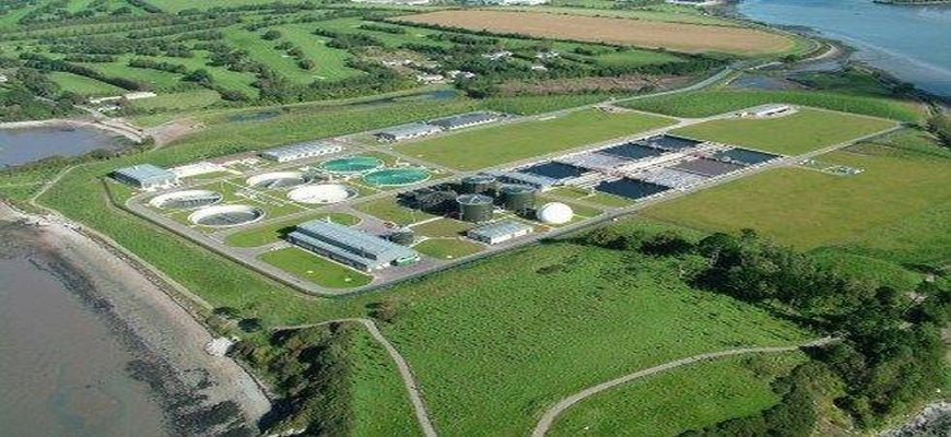 Cork WWTP – Ireland