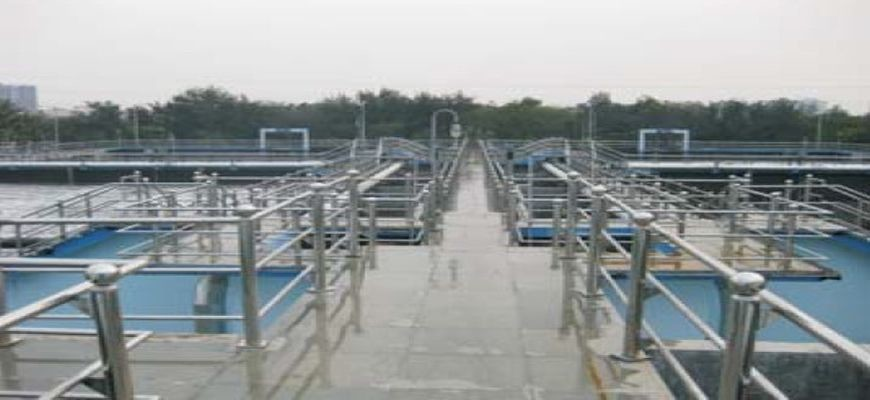 Noida WWTP, Sector 50 – India