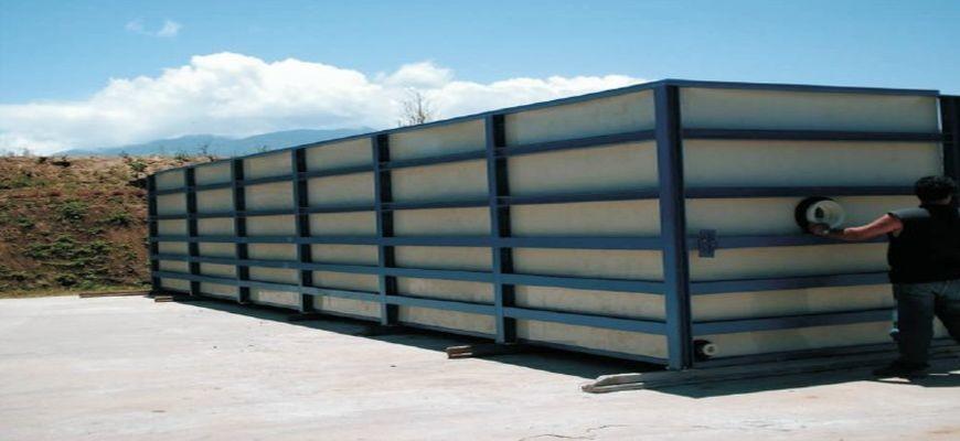 C-TECH Container Tres Rios – Costa Rica