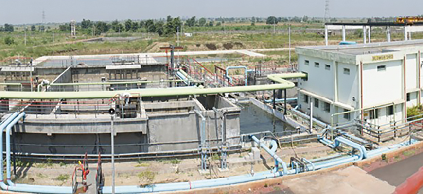 Bina Refinery WWTP – India
