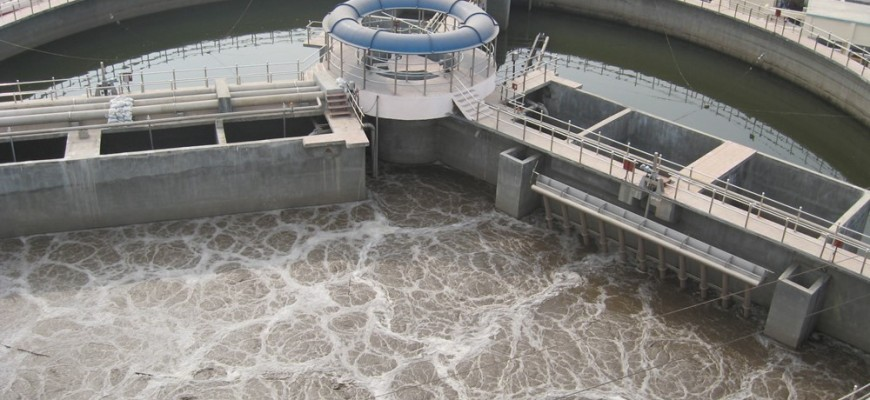 Chinchwad WWTP – India