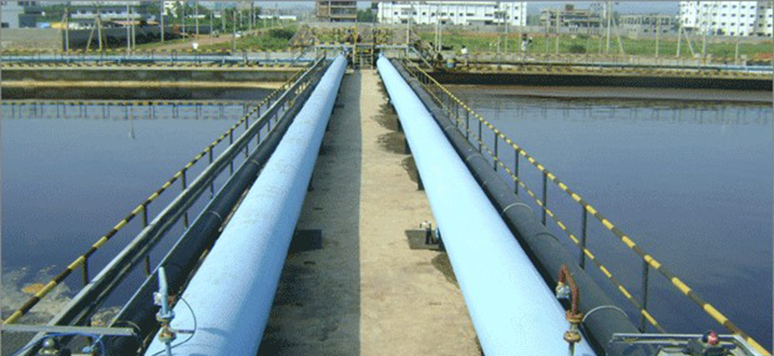Jawaharlal Pharma City WWTP – India