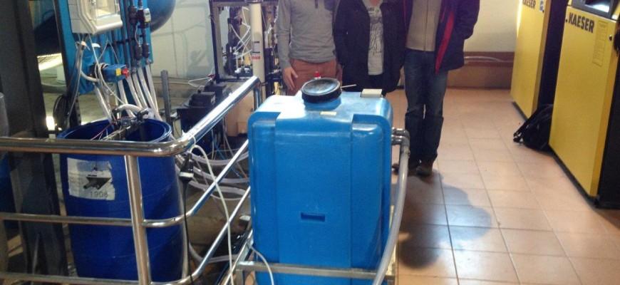 Trinkwasseraufbereitungsanlage Krk (Pilotversuch) – Kroatien