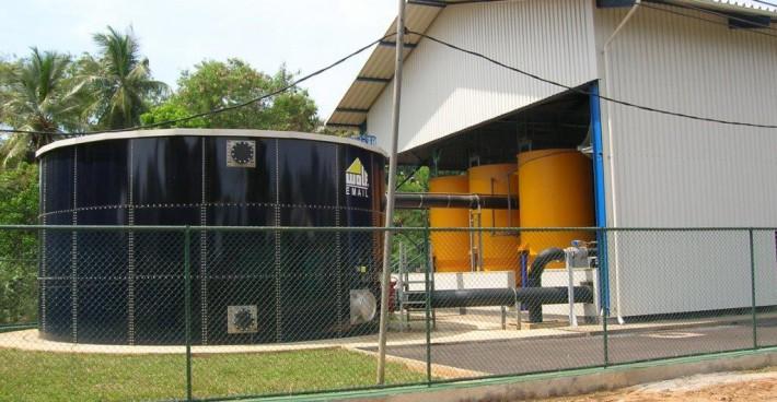 Trinkwasseraufbereitungsanlage Hambantota – Sri Lanka