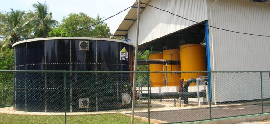 Hambantota WTP – Sri Lanka