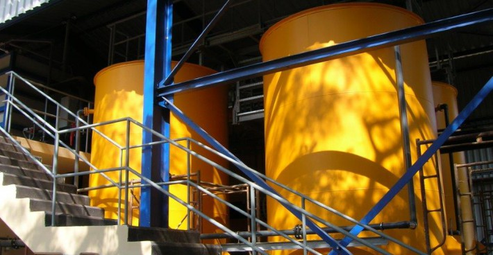 Trinkwasseraufbereitungsanlage Kataragama – Sri Lanka