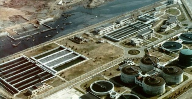 Qingdao WWTP – China