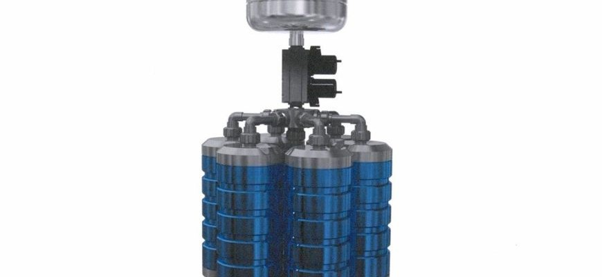 Häusliche und gewerbliche Wasseraufbereitung und Grauwassernutzung