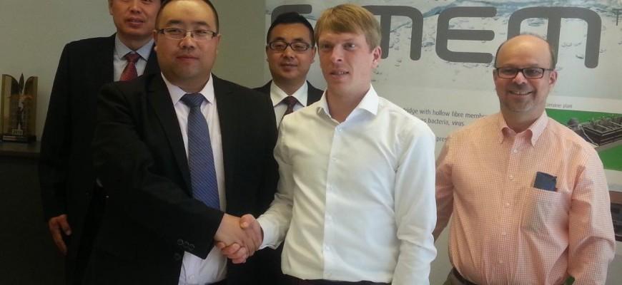 Erneut Besuch von chinesischer Delegation