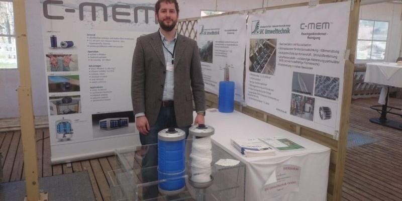 SFC Umwelttechnik GmbH beim 13. SEEGEN Betreiber-Erfahrungsaustausch in Flachau/Salzburg