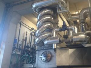 Heizkraftwerk Flachau