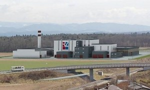 Biomasseheizkraftwerk Klagenfurt