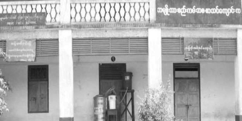 Sauberes Trinkwasser für Krankenhäuser und Schulen in Myanmar
