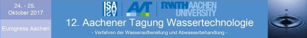 12. Aachener Wassertagung