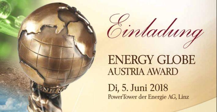 Projekt C-ION für den Energy Globe Austria Preis nominiert