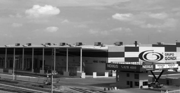 RockTenn Mexico Monterrey WWTP – Mexico