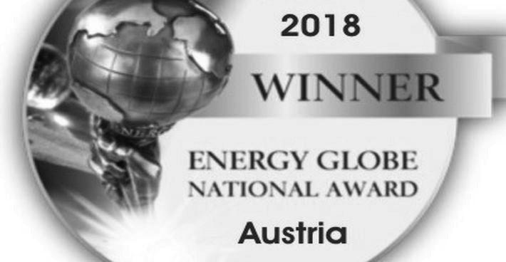 Projekt C-ION gewinnt den Energy Globe Austria in der Kategorie Wasser