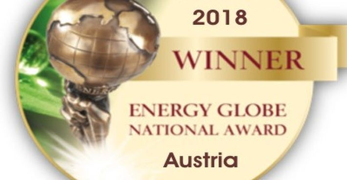 C-ION project is awarded the Energy Globe Austria in the category water