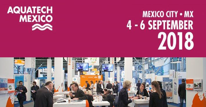 SFCU auf der Aquatech in Mexico City