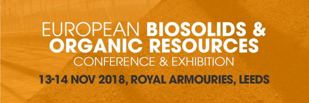 European Biosolids and Organic Resources Conference