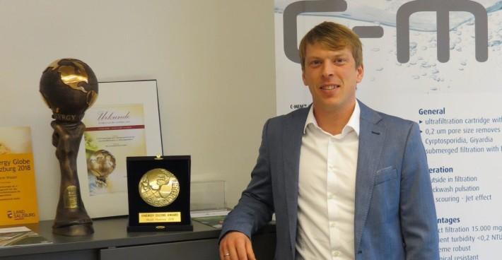 "Dr. Simon Jabornig in ""Salzburg heute"""