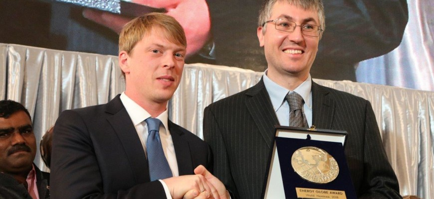 Energy Globe World Award Videos