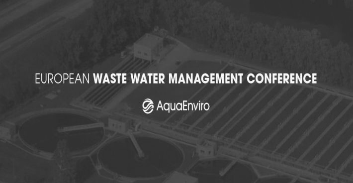 SFCU together with Trant Engineering at the 13th European Wastewater Management Conference in Birmingham