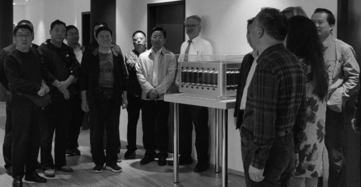 High-ranking Chinese delegation visits SFC Umwelttechnik GmbH