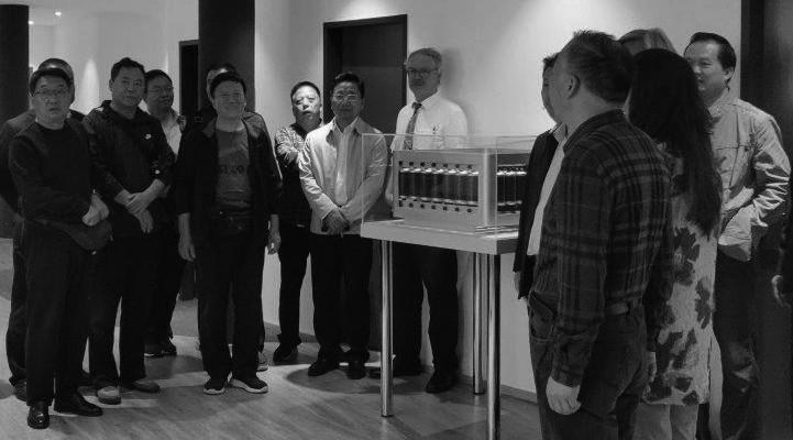 High-ranking Chinese delegation visits SFC Umwelttechnik GmbH