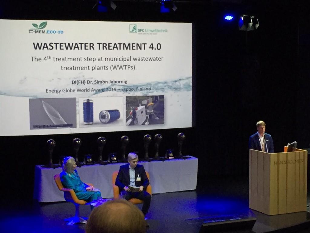 Energy Globe Konferenz Finnland