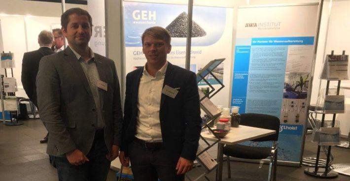 SFC Umwelttechnik GmbH auf der 13. Aachener Tagung Wassertechnologie