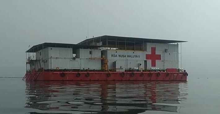 Trinkwasseraufbereitungsanlage Krankenhausschiff RSA3 – Indonesien