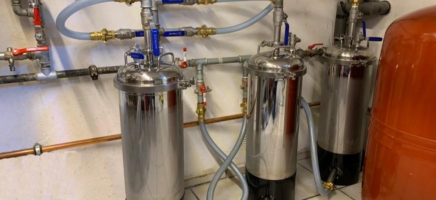 Trinkwasseraufbereitungsanlage Gosau – Österreich