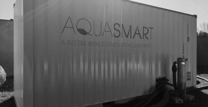 SMART UF – Hochleistungs-Ultrafiltrationsanlage in Standard Containergröße