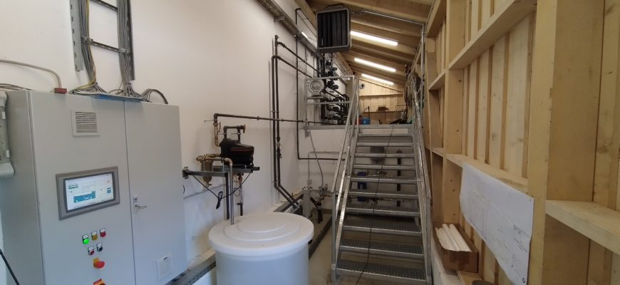 Großarl heating plant (Austria)
